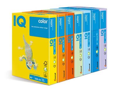 Barvni papir IQ color