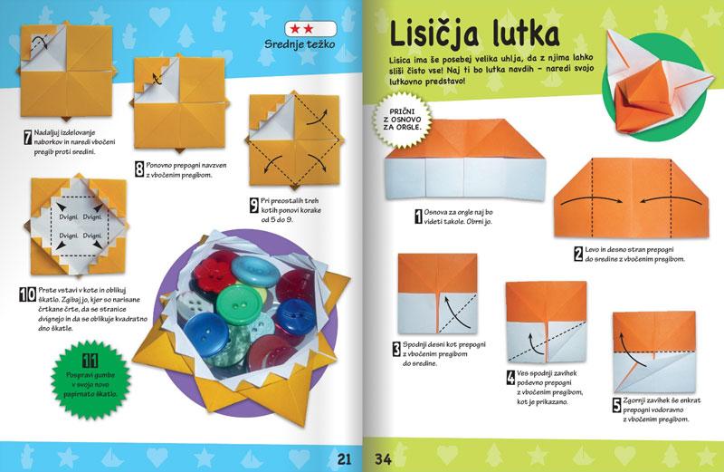 Čudoviti origami