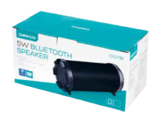 Bluetooth zvočnik Bazooka