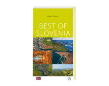 Slovenija: turistični vodnik (angleški)
