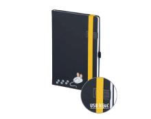 Notesnik A5 z USB ključem