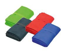 Športna brisača z elastiko Active Solid