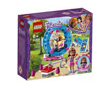 Lego - Olivijino igrišče za hrčke