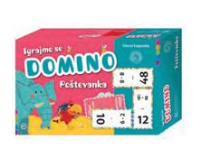 Igrajmo se domino: Poštevanka