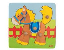 Vstavljanka konj
