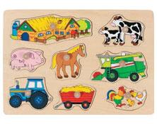 Živali na kmetiji