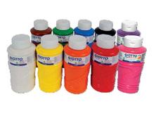 Prstne barve Giotto 750 ml