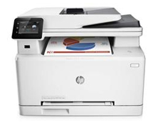 Večfunkcijska laserska barvna naprava HP Color LaserJet Pro MFP M277dw
