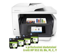 Večfunkcijska brizgalna naprava HP OJ Pro 8720 All-in-One