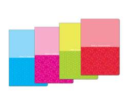 Zvezek A4 in A5 Neon colors