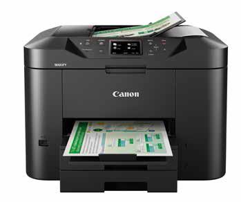 Večnamenski barvni brizgalni tiskalnik Canon Maxify MB2750
