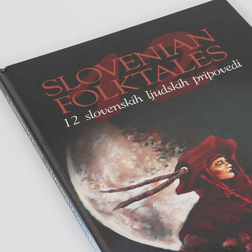 12 slovenian folk tales