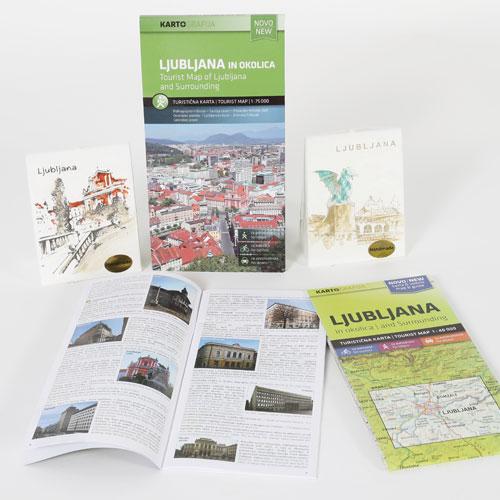 SLO Souvenir maps