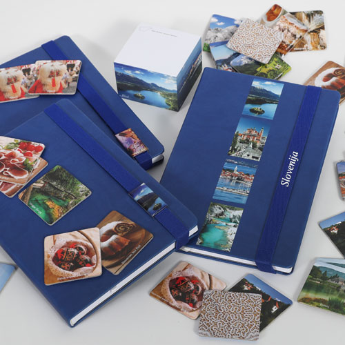 SLO Souvenir notebooks
