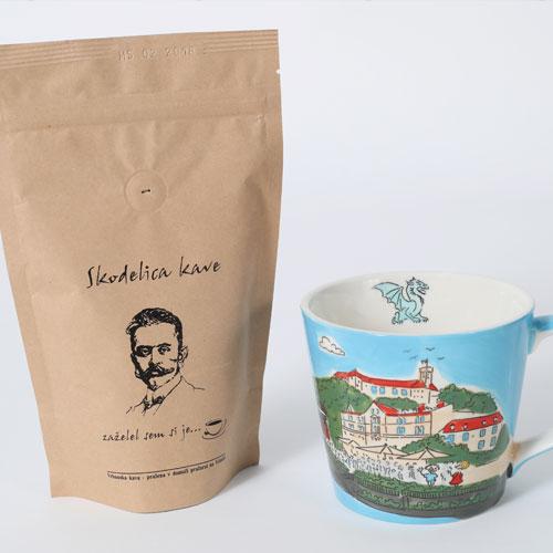 SLO Souvenir coffe and mug