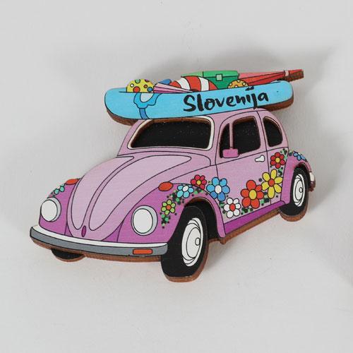 SLO Souvenir car