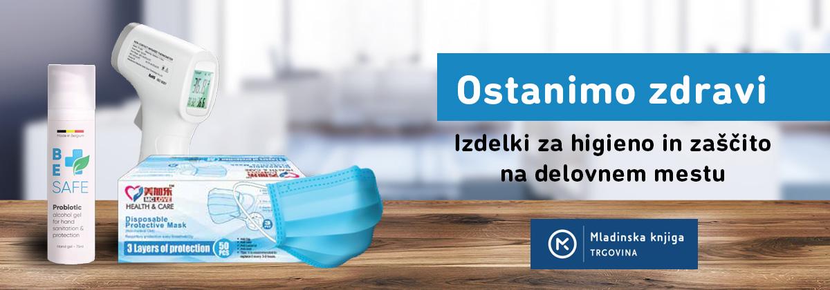 Izdelki za higieno in zaščito na delovnem mestu